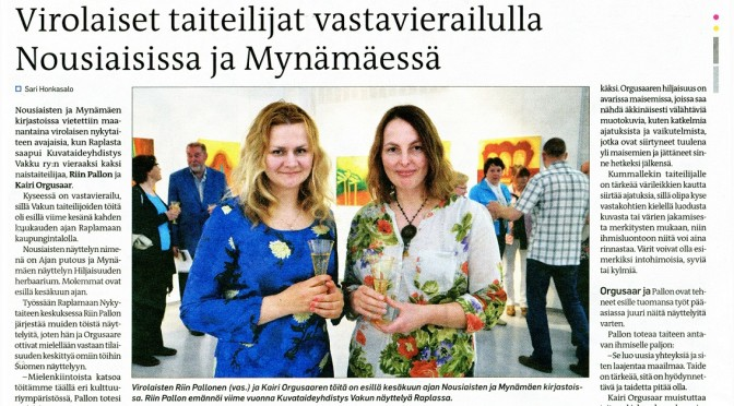 Exhibitions in Finland