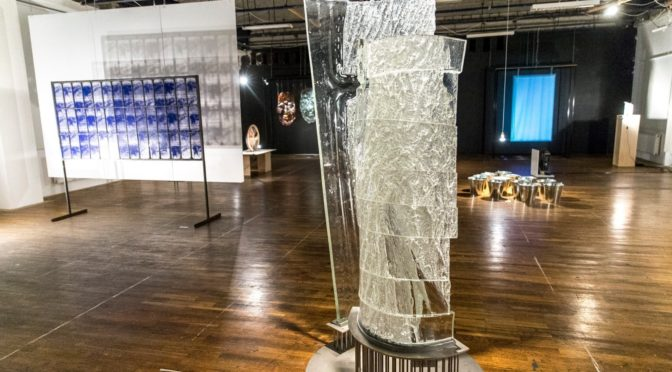 """2 D"" INTERNATIONAL EXHIBITION OF GLASSART"
